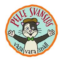 Pelle Svanslös logo